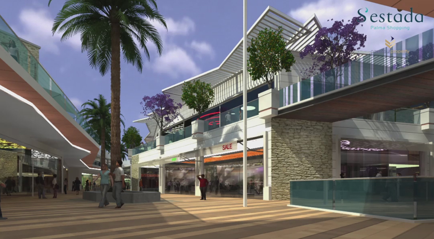 Proyecto Palma Coll Shopping Center